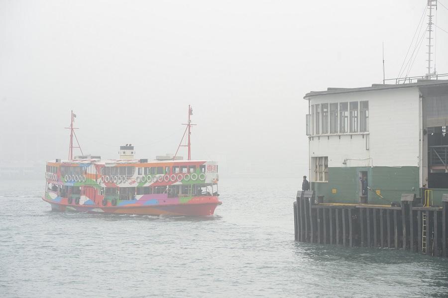 新程式「eSeaGo」 有助船长安全航行。资料图片
