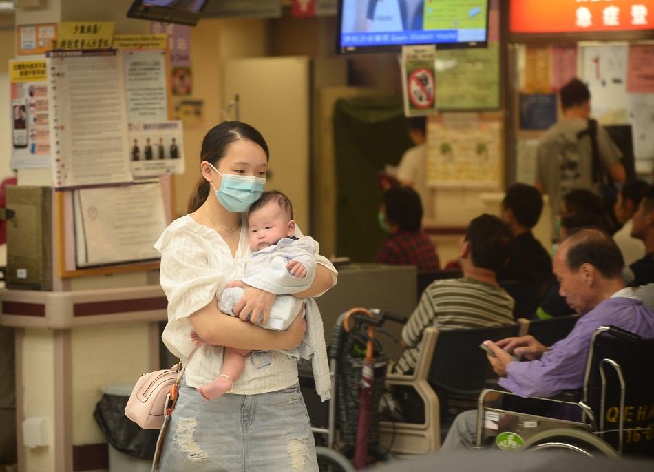 本港再多2宗兒童感染甲型流感的嚴重個案。資料圖片