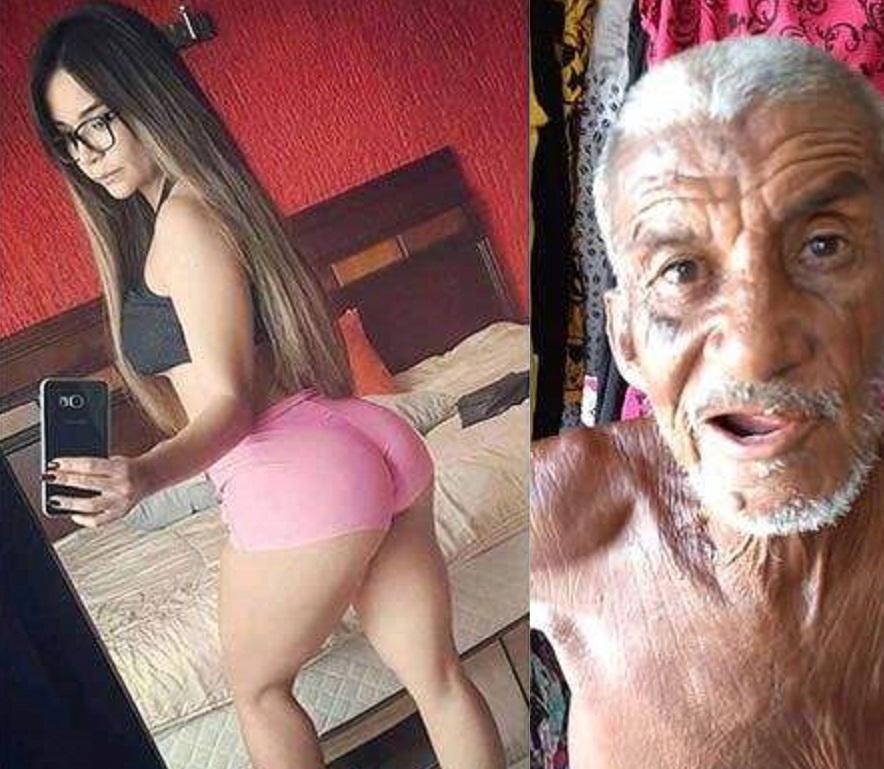 巴西74歲老翁中與18歲女子交歡時慘遭焗死。網上圖片