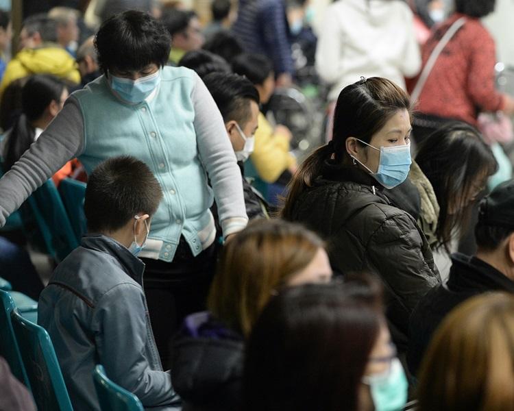 一名6岁男童严重感染流感,併发脑病变。资料图片
