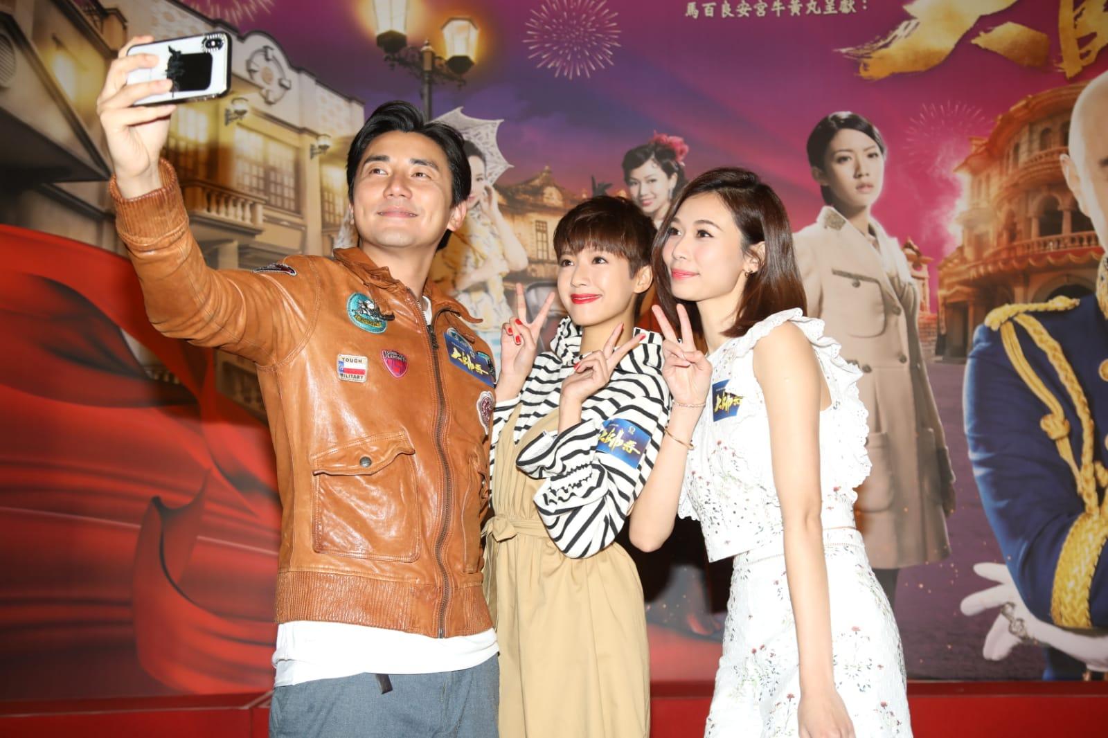 對於劇集獲觀眾支持,楊秀惠跟蔡思貝均感到滿意, 二人均表示期待開拍續集,他倆隨時候命。