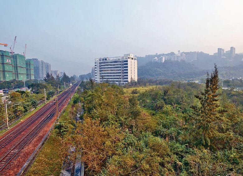 政府正與中大磋商於大埔第39區興建一座教學科研綜合大樓。