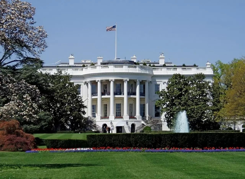 白宫宣布,美国代表团取消到瑞士出席达沃斯论坛。(资料图片)
