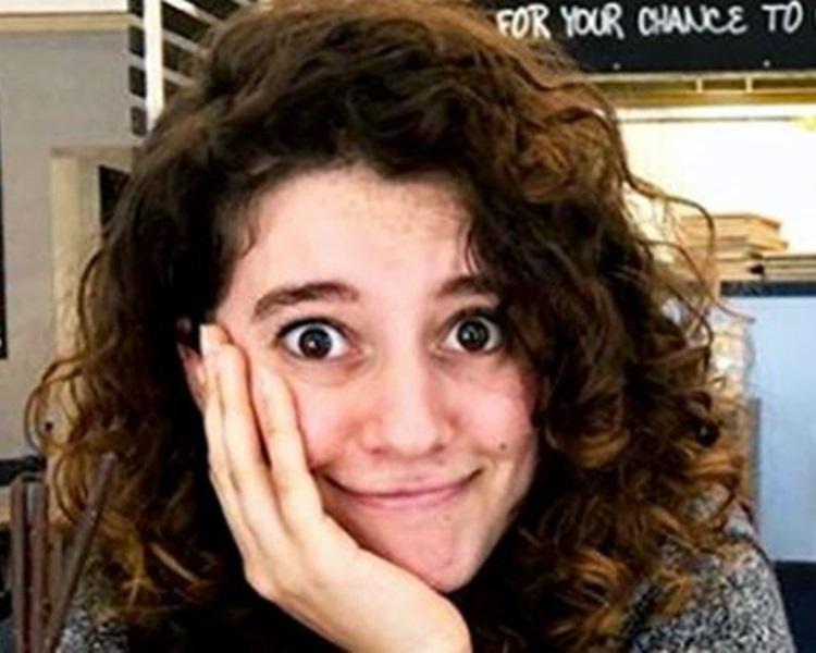一名以色列女交流生疑遭姦杀。网图