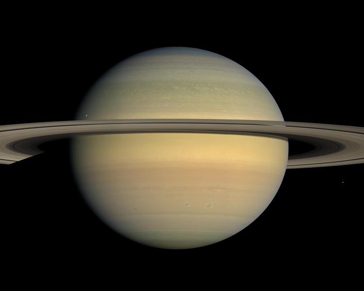 研究指土星环很年轻,挑战部分天文学家的观点。