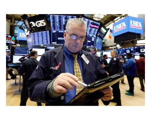 美股三大指數上升  杜指急漲336點