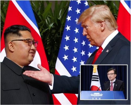 第二次「特金會」下月舉行 南韓冀成朝鮮半島和平轉捩點