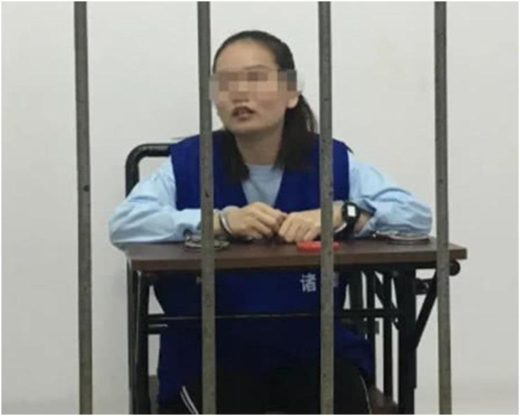 女主播琪琪判囚1年9个月。