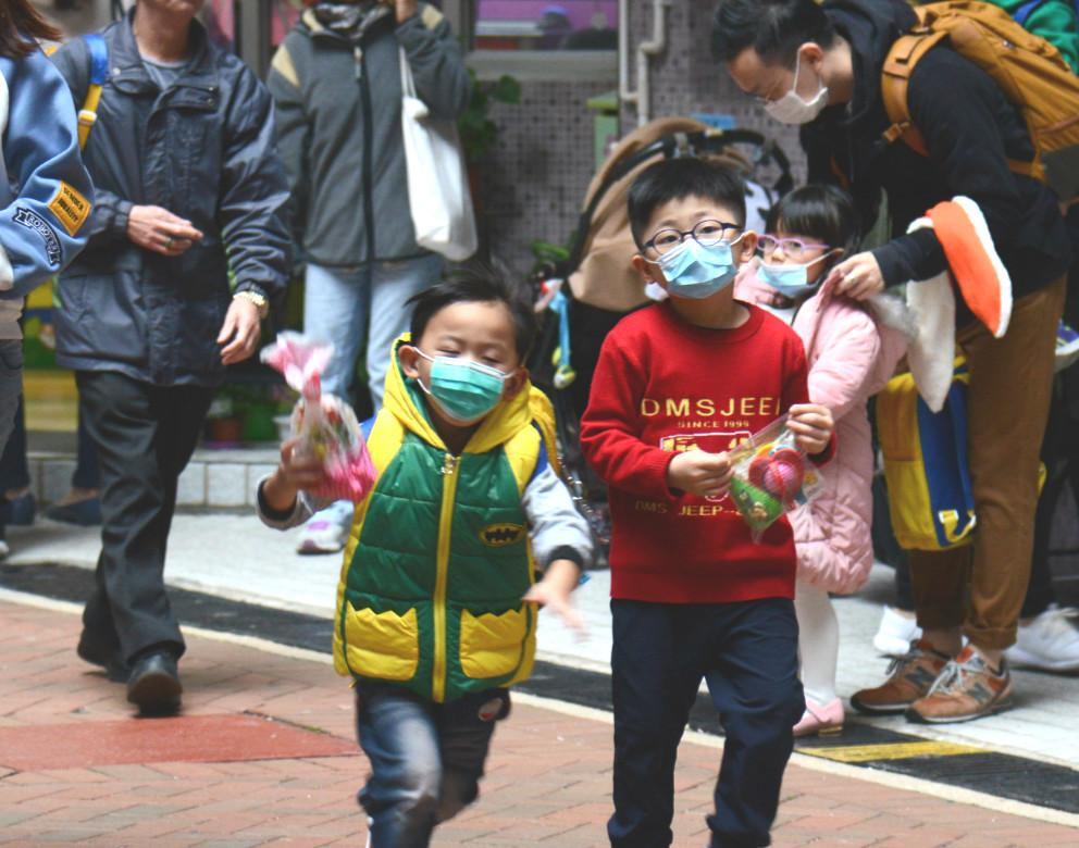 本港流感疫情持續。資料圖片