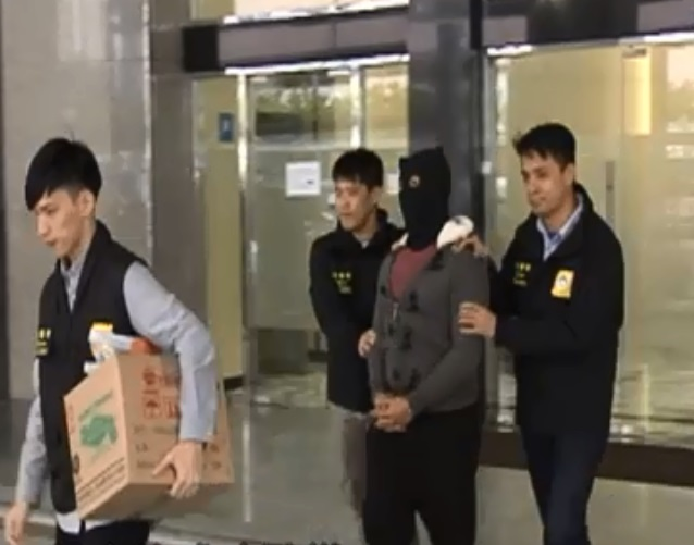 被捕26歲香港男子稱在香港受僱犯案。網上圖片