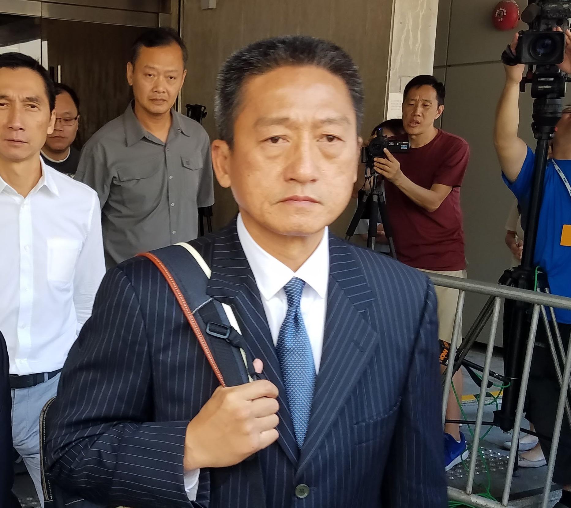 朱經緯終院申上訴被拒。資料圖片