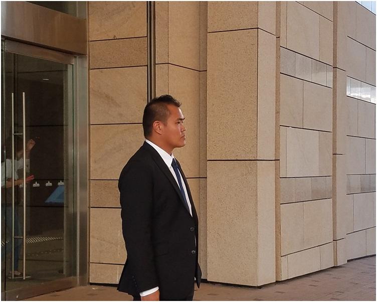 林偉榮申請司法覆核要求法庭撤回上述裁決。