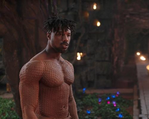 《黑豹》改寫奧斯卡91年紀錄 首部Marvel英雄片爭最佳電影