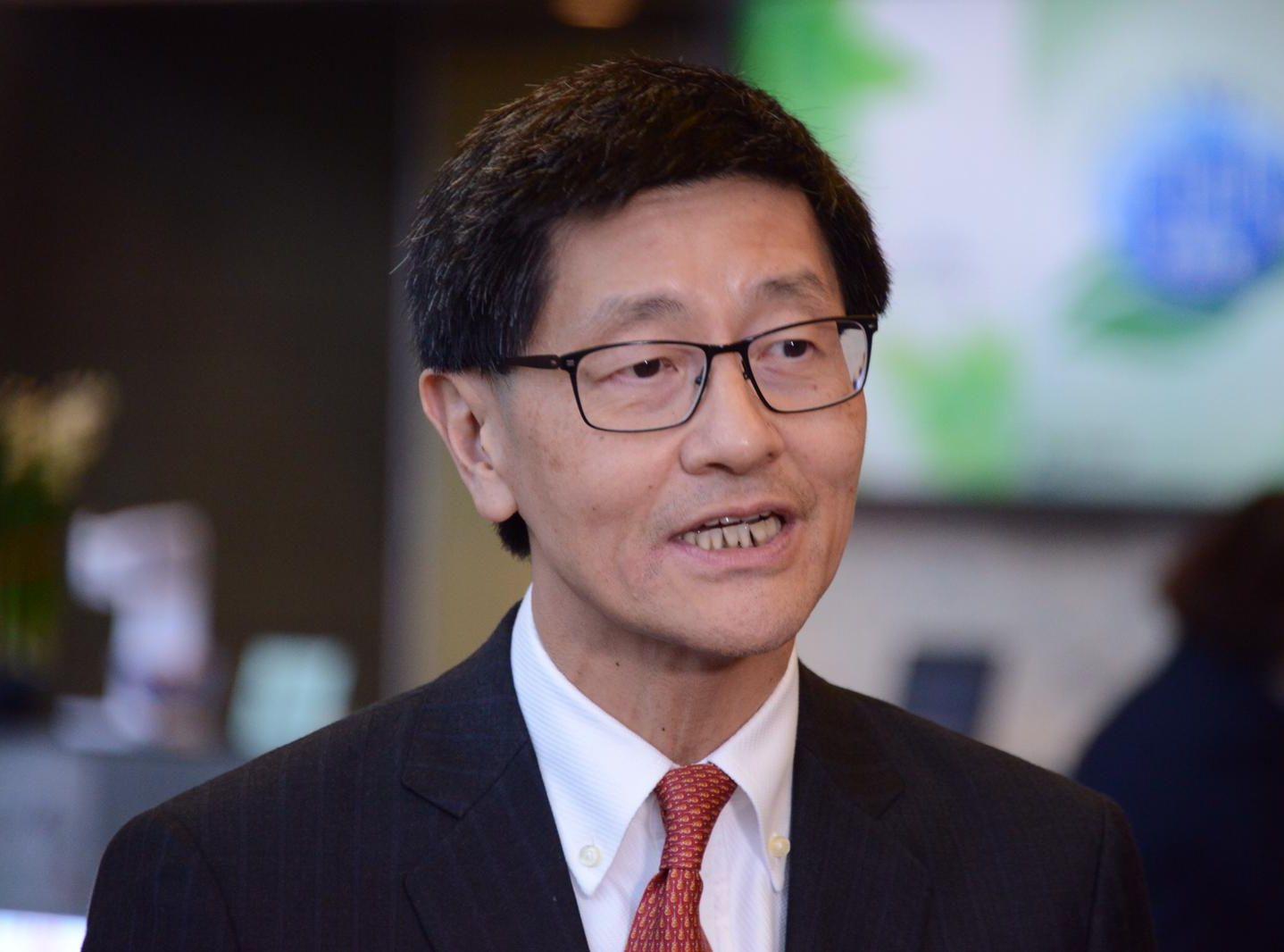 港鐵行政總裁梁國權強調,無證據顯示結構安全有問題。