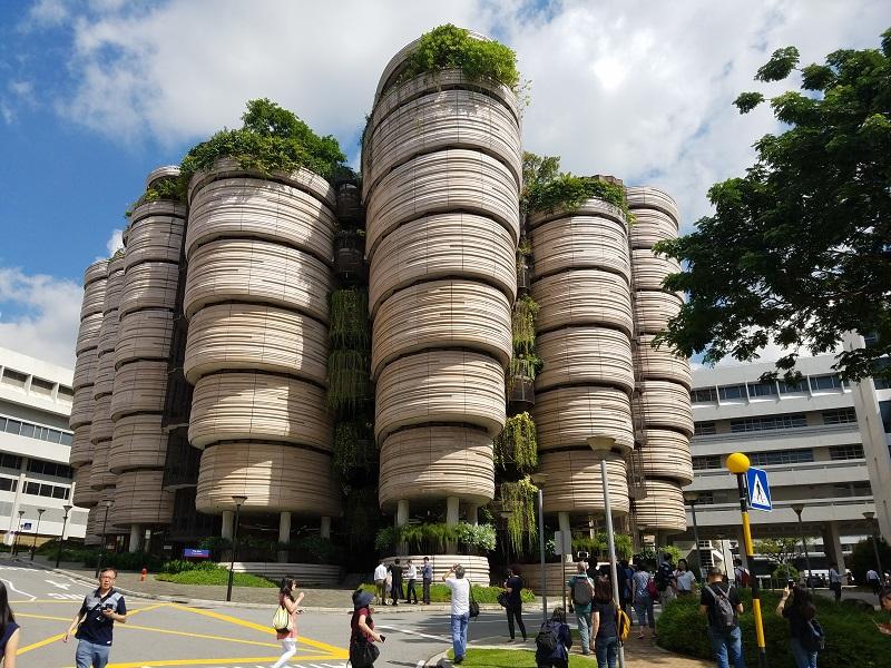 新加坡南洋理工大学(NTU Singapore)。