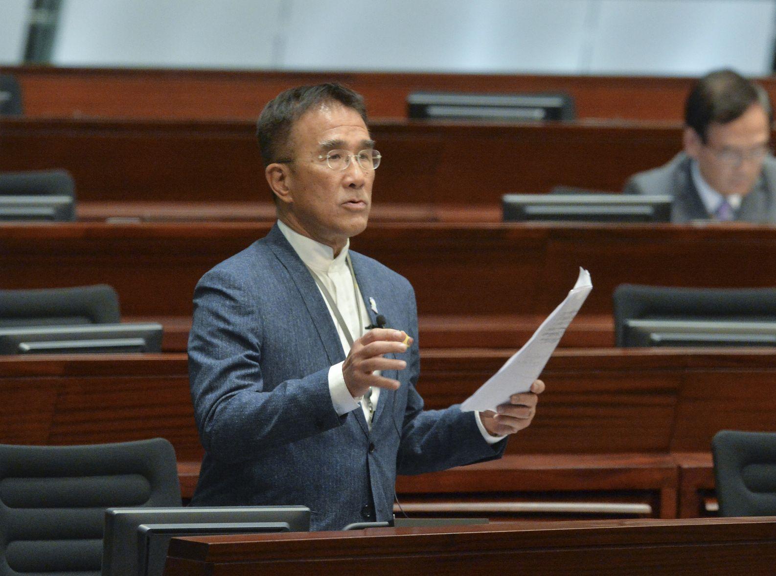 田北辰批評,港鐵監管「九流」,導致今日的亂局。資料圖片