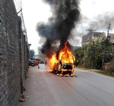 中国驻卡拉奇总领事馆去年11月23日遭三名武装分子开枪和投掷手榴弹袭击。新华社