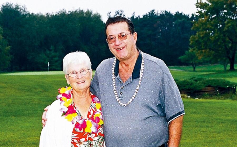 现年80岁的Jerry Selbee来与81岁的妻子Marge Selbee。网上图片
