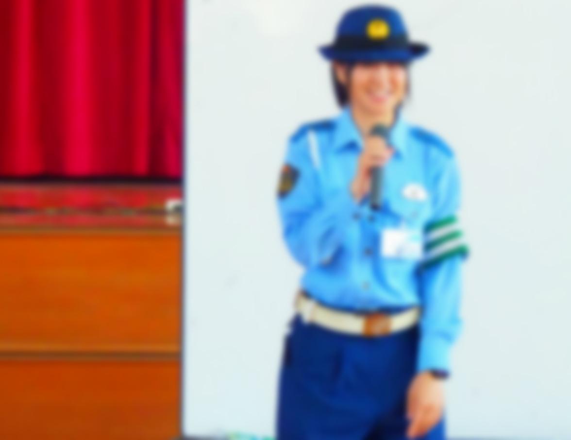 日本不容许警员兼职。网上图片