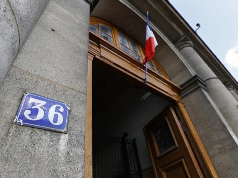 案发地点在巴黎警察总部。(资料图片)
