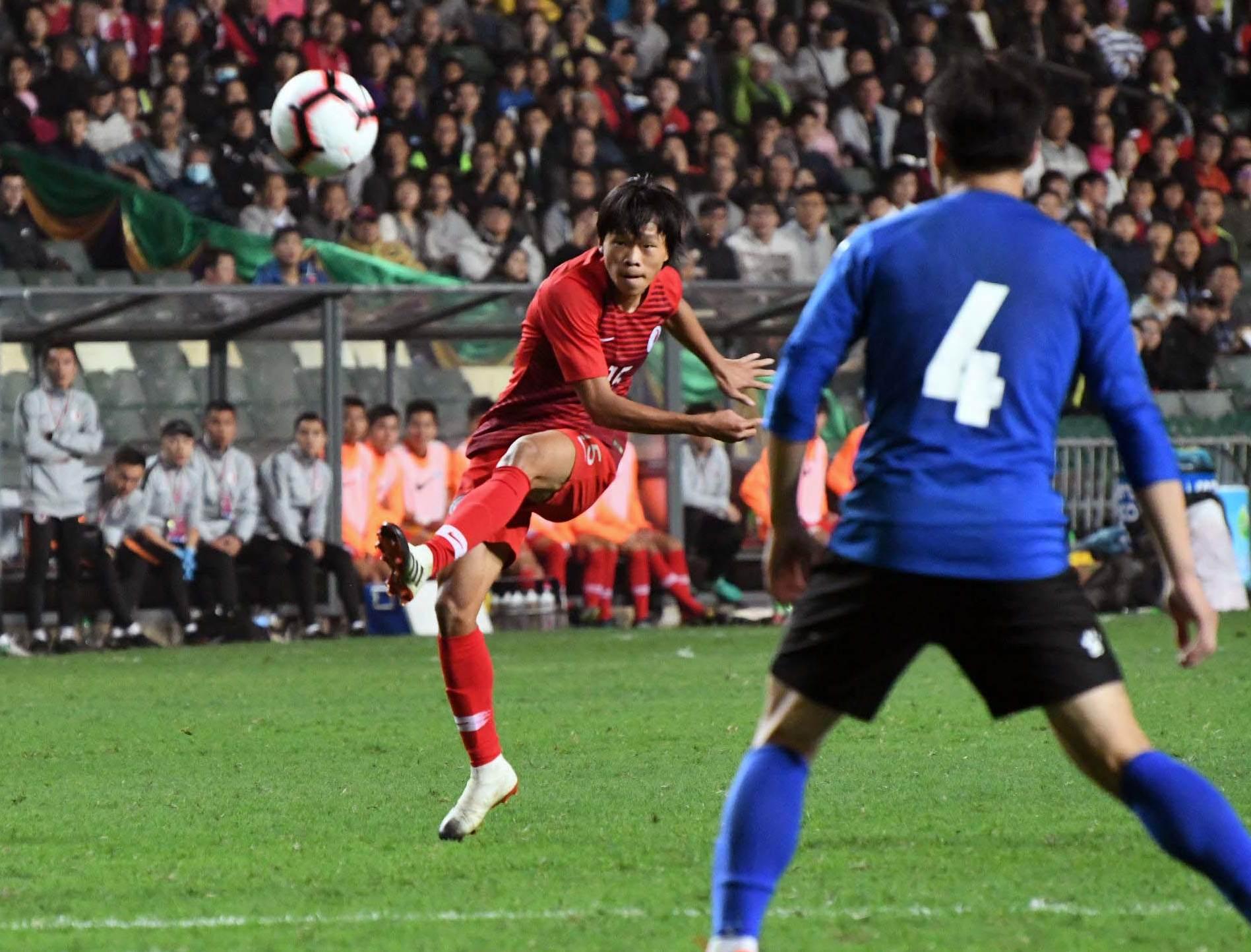 茹子楠成港隊省港盃大軍第二名旅歐球員。