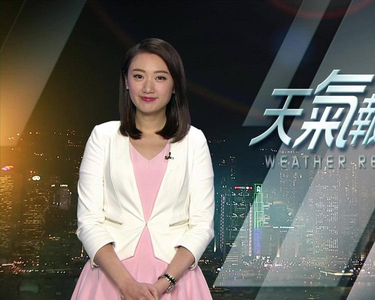 金盈成為無綫新聞第一代「主播女神」。
