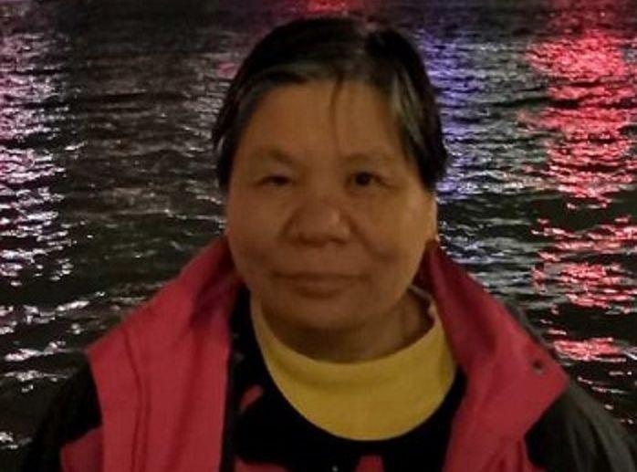 警方呼籲市民提供一名在秀茂坪失蹤女子的消息。