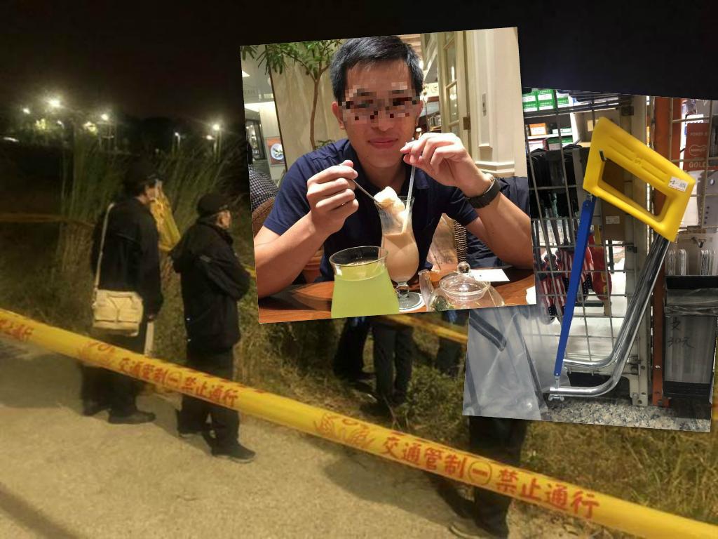 台南男子将女友杀害分尸。网上图片