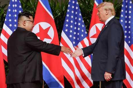 美国总统特朗普与北韩领导人金正恩预定于2月底举行的第二度高峰会。