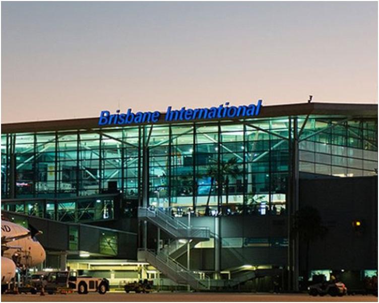 澳洲布里斯班机场。网图