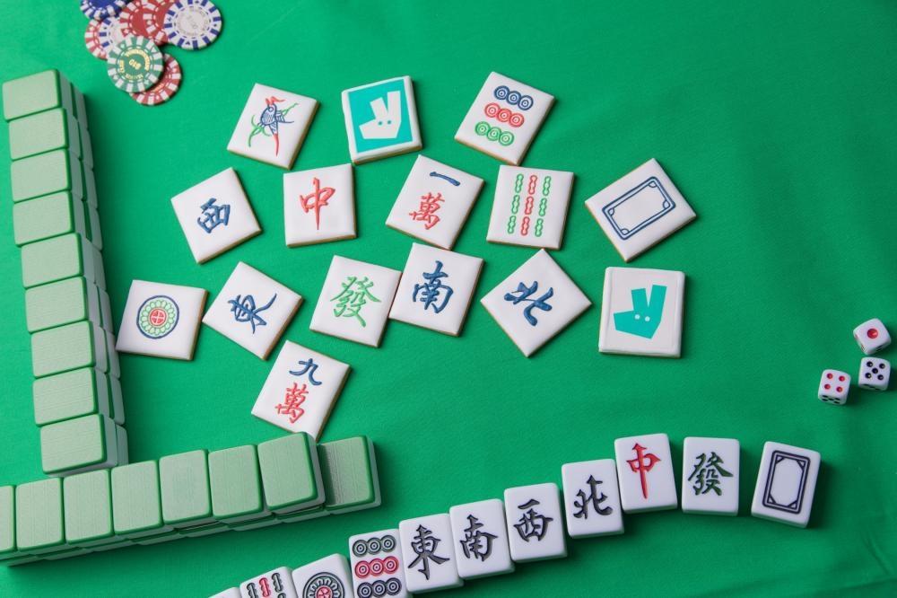 日本国会议员争取麻将成为2022年冬奥会正式比赛项目。资料图片