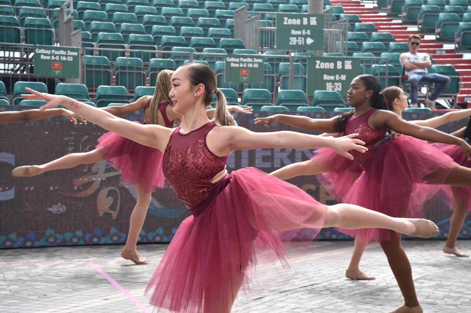 揉合嘻哈和芭蕾的隊伍「Hiplet Ballerinas」