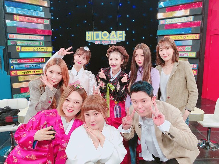 Dara成為《Video Star》固定主持。(ig圖片)