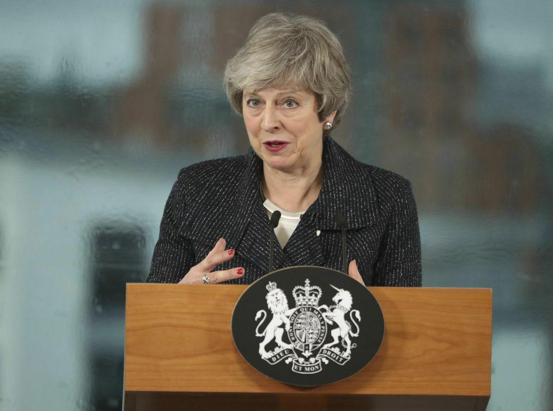 文翠珊準备把国会下议院第二次表决脱欧协议的日期,推迟至2月底。