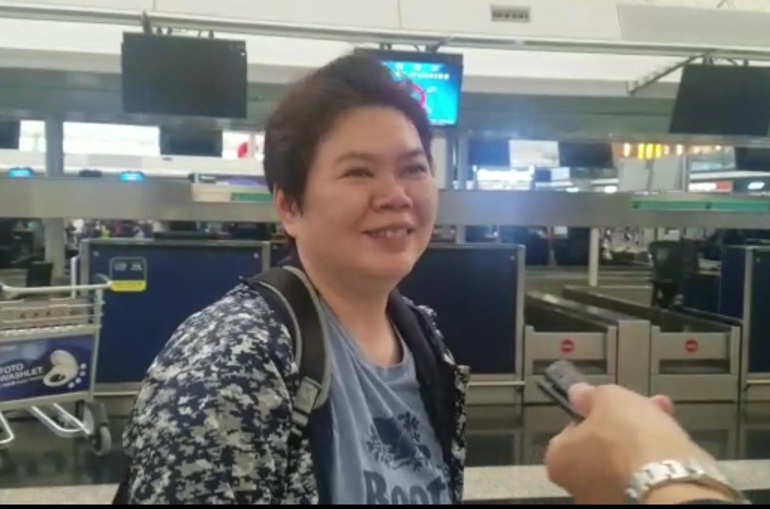 吳小姐認為政府應介入協助調解,「每次都係咁會影響旅客」。林思明攝