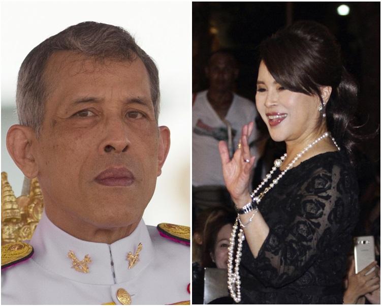 泰皇指乌汶叻公主参选并不适当。