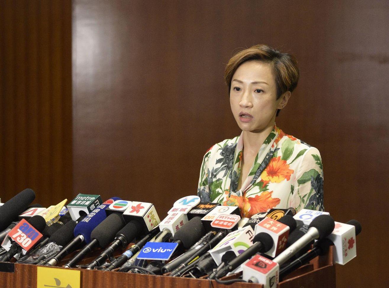 陳淑莊批評,港鐵當香港市民為提款機。資料圖片