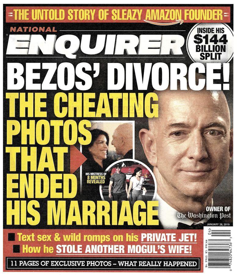美国传媒集团则辩称,《国民问询报》的报道「合法」。