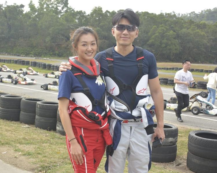 張寶兒和袁偉豪雖被催婚,但仍會照自己步伐走。