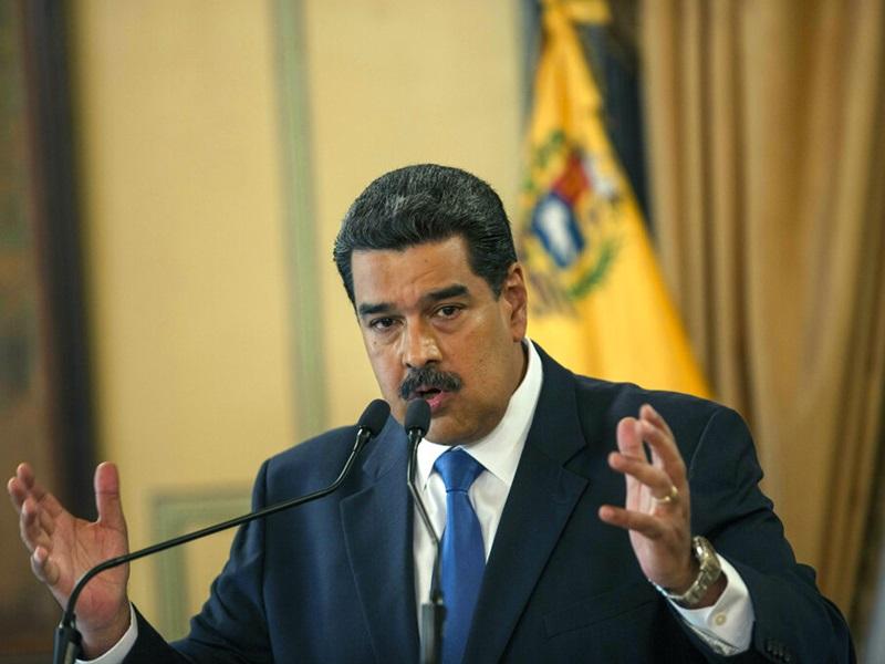 陸軍上校希門尼斯宣布不再效忠總統馬杜羅。AP圖片