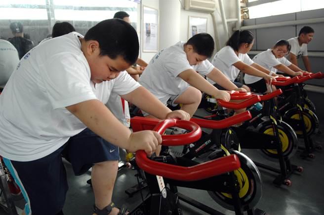 內地學童肥胖問題嚴重。