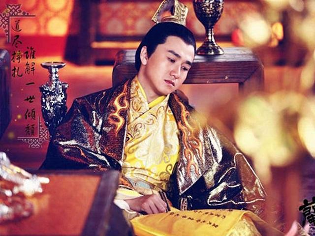 翟天臨在《蘭陵王》飾演太子一角為人所熟悉。網圖