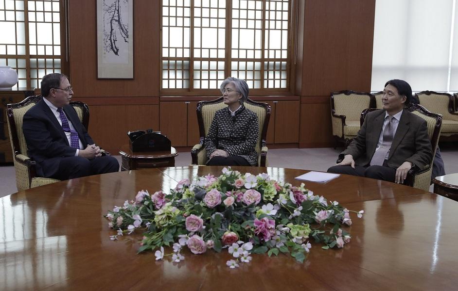 美韓雙方就軍費達成協議。AP