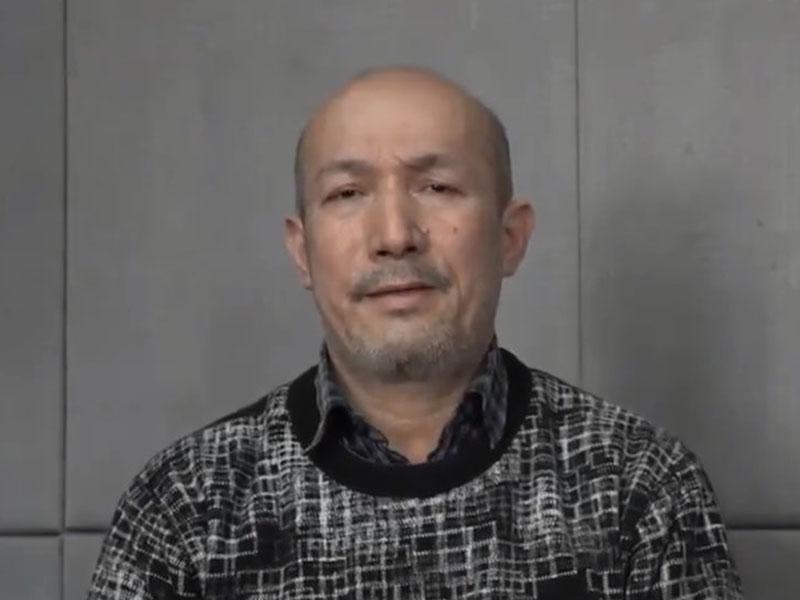 維吾爾族詩人被指死於「再教育營」,中國官媒播出片段反駁。(網圖)