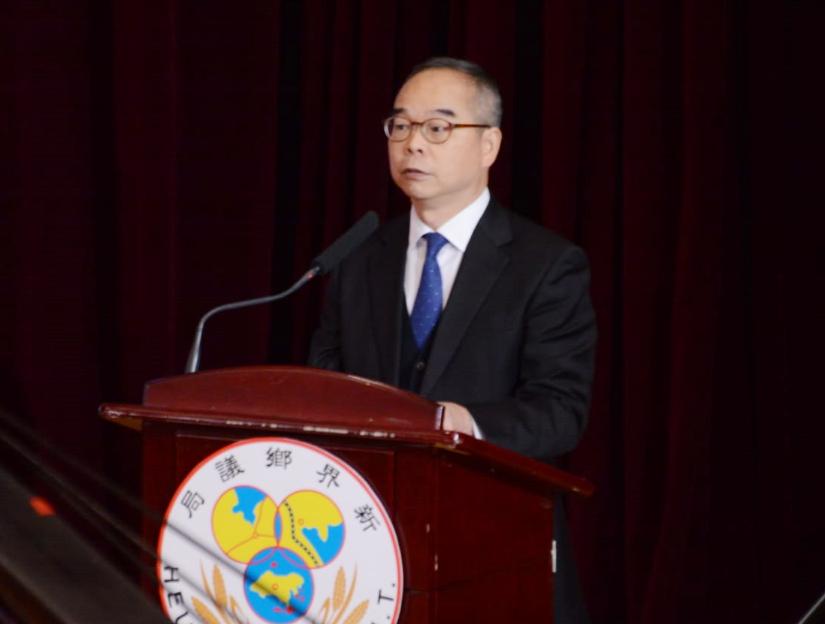 劉江華冀鄉議局繼續與政府有商有量 。