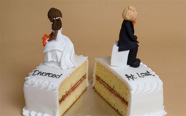 科威特一對新人在結婚3分鐘後因了解而分開。設計圖片