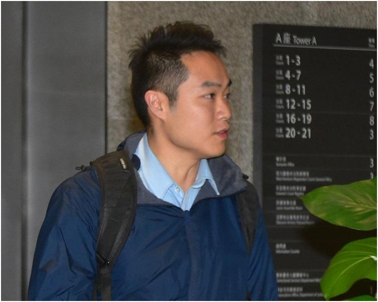 警員劉浩昇下午出庭作供。