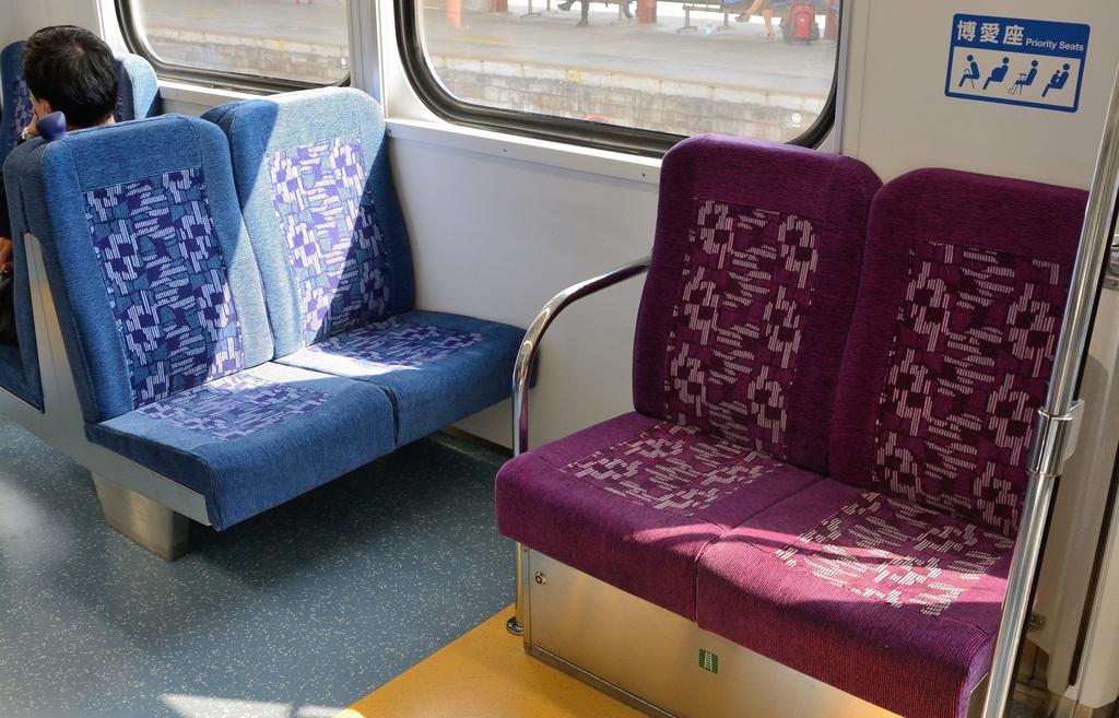 台灣有患癌女病人被老翁迫讓座。示意圖片