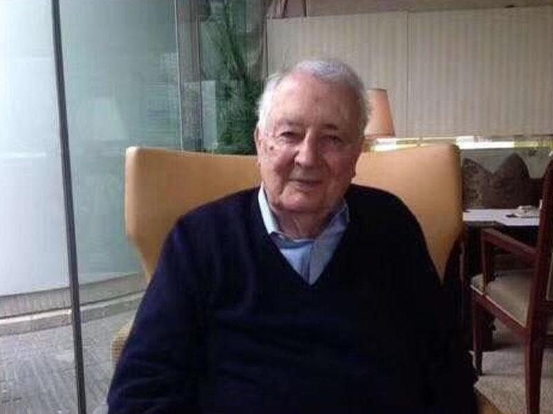 哈佛大學教授、著名中國通馬若德(Roderick MacFarquhar)病逝,享年88歲。(網圖)