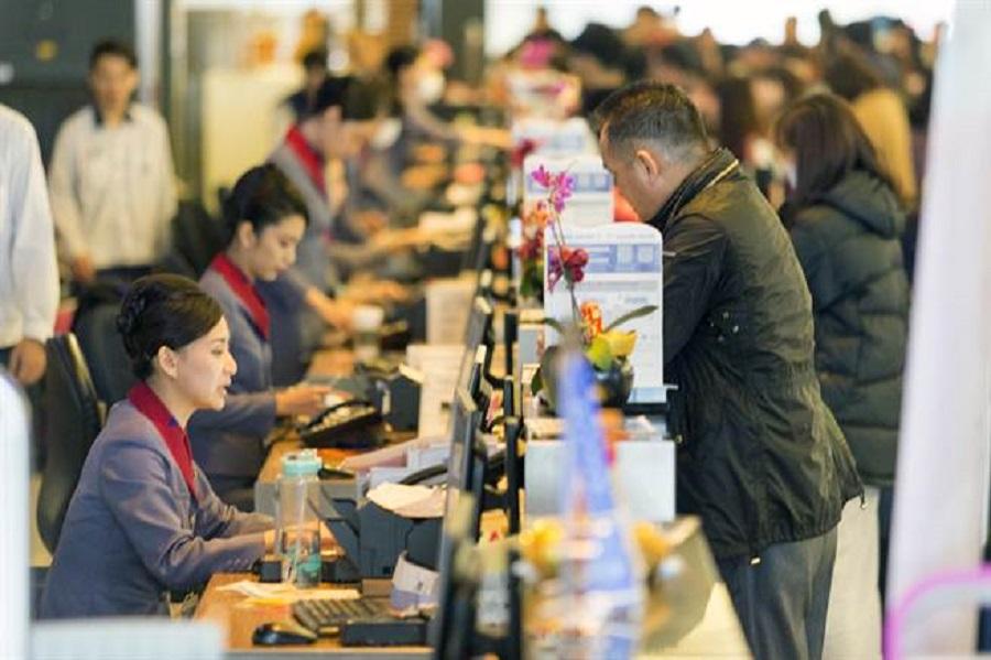 台灣中華航空罷工踏入第5日。網上圖片